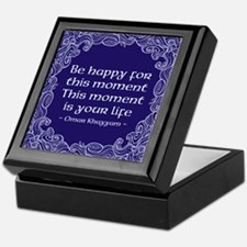 This Moment Keepsake Box