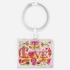 LoveBeMine Landscape Keychain