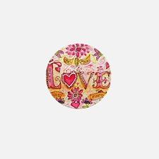 LoveBeMine Mini Button