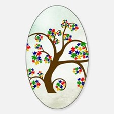Autism Tree of Life Decal