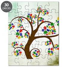 Autism Tree of Life Puzzle