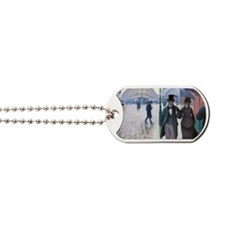 Coin Caille Paris Dog Tags