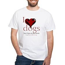 ilovedogsbutton Shirt