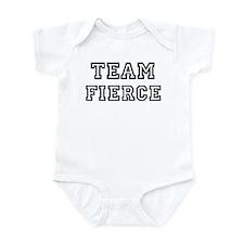 Team FIERCE Infant Bodysuit