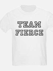 Team FIERCE Kids T-Shirt