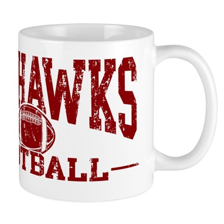 Seahawks-Football Mug