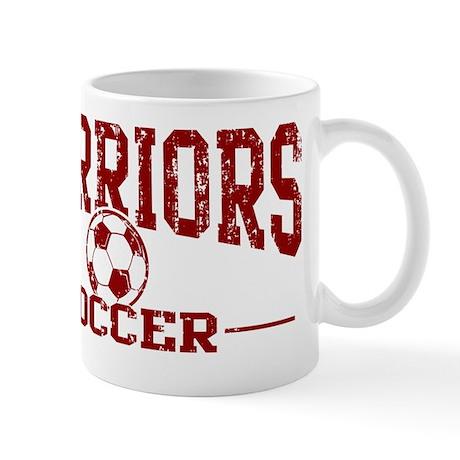 Warriors-Soccer Mug