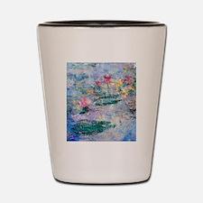 FF Monet 9 Shot Glass
