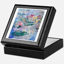 FF Monet 9 Keepsake Box
