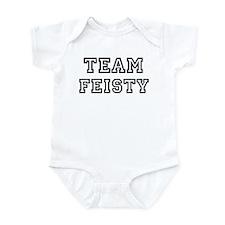 Team FEISTY Infant Bodysuit