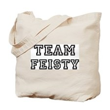 Team FEISTY Tote Bag