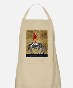 The Zebra and the Pixie Apron