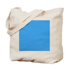 Duvet King Aqua owl plain aqua Tote Bag
