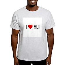 I * Ali T-Shirt