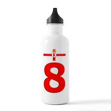 Northern Ireland red n Water Bottle