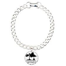 namaste7.gif Charm Bracelet, One Charm