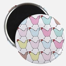 chick-dots Magnet