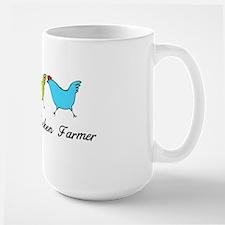 chick-dots-2 Mug
