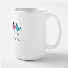 chick-dots-3 Mug
