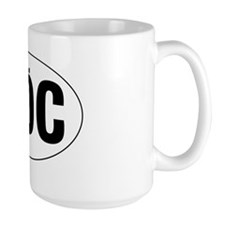 Oval-BOC Coffee Mug