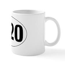 Oval-420 Mug