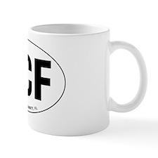 Oval-HCF Mug