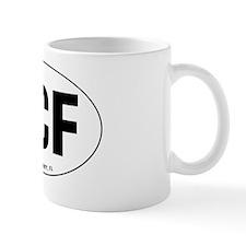 Oval-PCF Mug