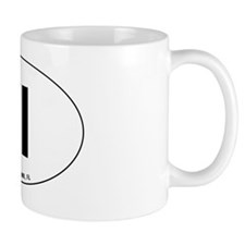 Oval-TI Mug