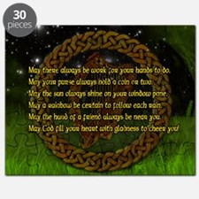 IRISH-BLESSING-14x10_LARGE-FRAMED-print Puzzle