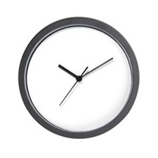 peopleCat1B Wall Clock