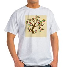 Autism Tree of Life T-Shirt