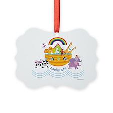 Noahs Ark Animals Ornament