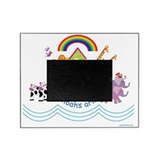 Noahs Ark Animals Picture Frame