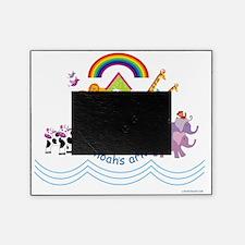 Noahs Ark Animals Picture Frame