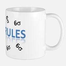 dmaicrules Small Mugs