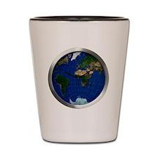 world_map_sphere_1_modern_wall_clock_1t Shot Glass