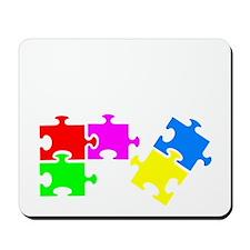 autismSup1B Mousepad