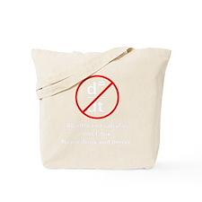 drinkDerive1B Tote Bag