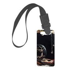 fountain-iphone4 Luggage Tag