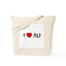 I * Ali Tote Bag