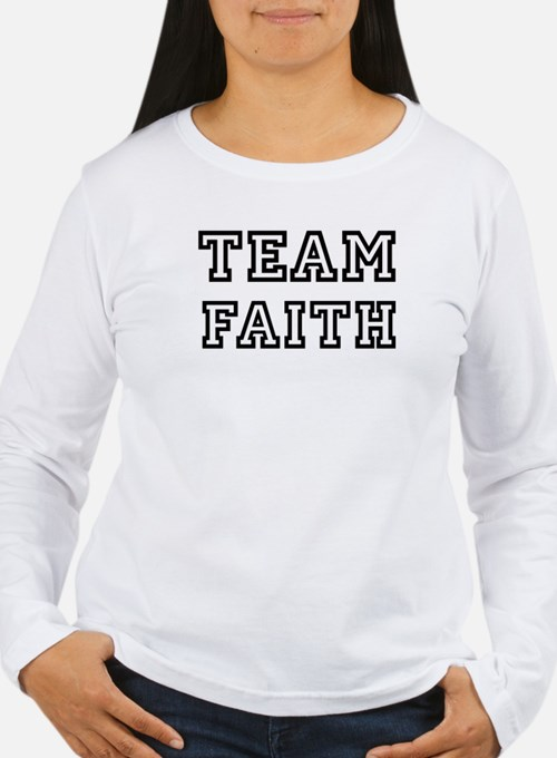 Team FAITH T-Shirt