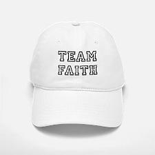 Team FAITH Baseball Baseball Cap