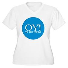 blue oy lg T-Shirt