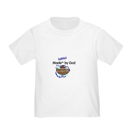 faithful Toddler T-Shirt