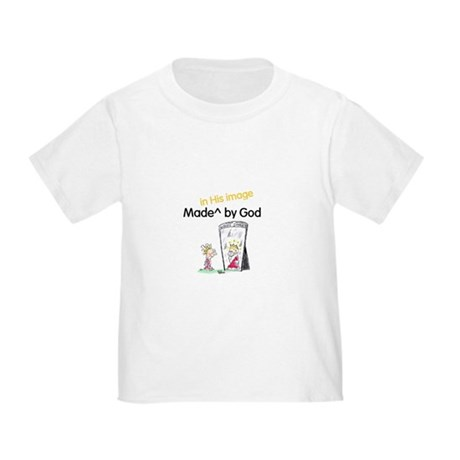 In His image Toddler T-Shirt
