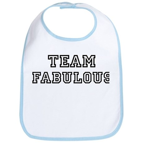 Team FABULOUS Bib