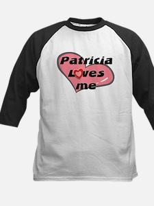 patricia loves me Tee