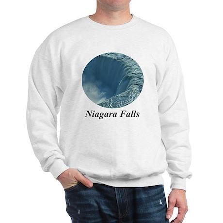 Brink of Niagara Falls Sweatshirt