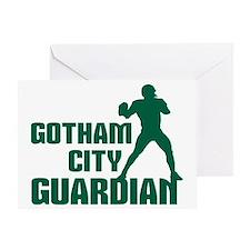 Gotham City Guardian GRN Greeting Card