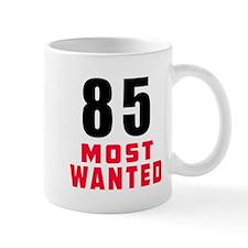 85 most wanted Mug